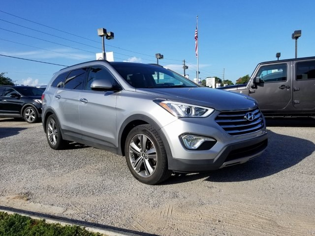 2014 Hyundai Santa Fe Limited For Sale >> Pre Owned 2014 Hyundai Santa Fe Limited Fwd 4d Sport Utility