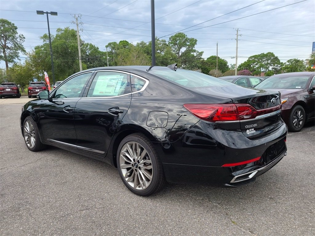 New 2020 Kia Cadenza Limited