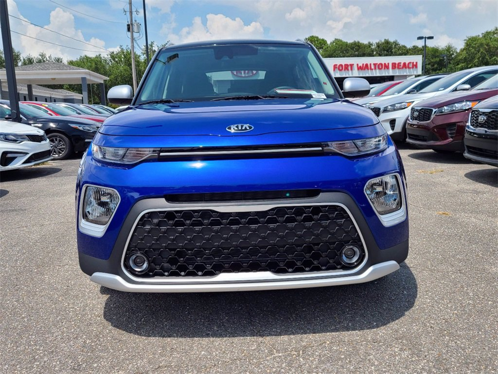 new 2021 kia soul xline hatchback for sale dm7128782