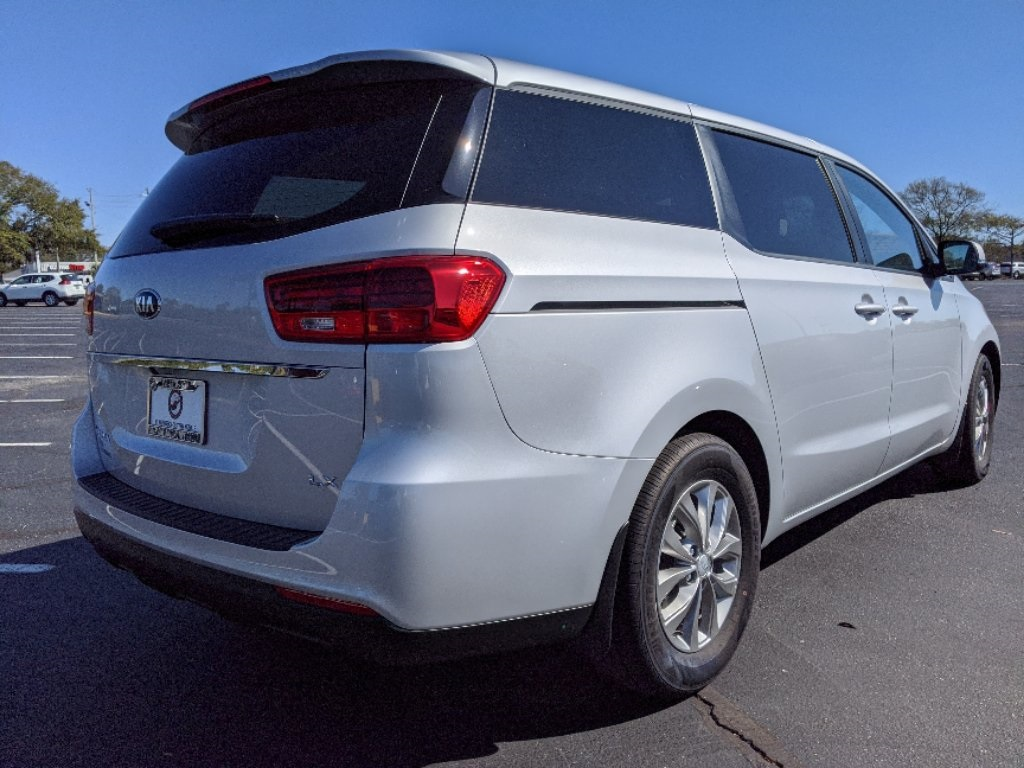New 2020 Kia Sedona LX 4D Passenger Van for Sale # ...